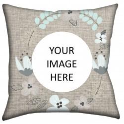 Abstract Design Photo Cushion