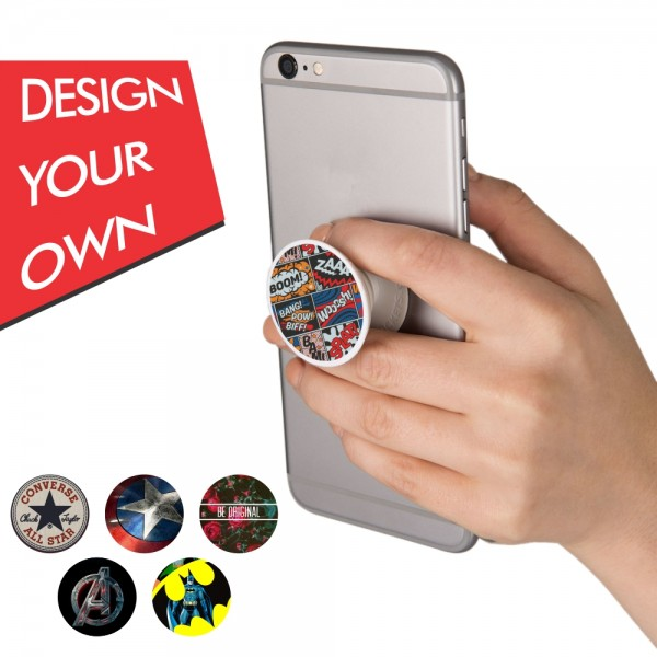 Customized Mobile Grips