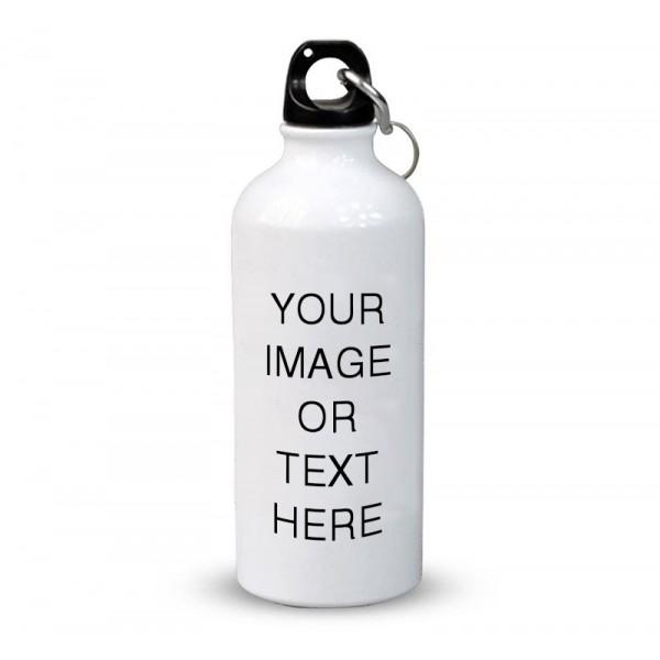 White Sipper Bottle 600ML